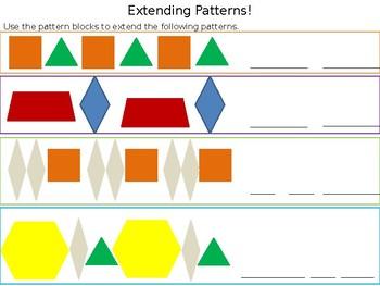 Extending Patterns
