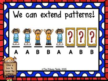 Extending Patterns MOVE IT!