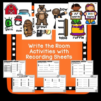 Extending Phonics with Wonders for First: Unit 5 Bundle