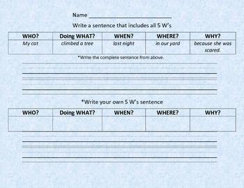 Extending Your Sentences