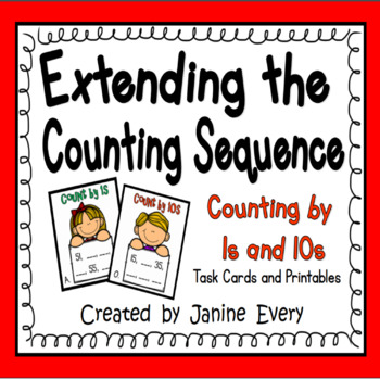 Extending the Counting Sequence:  Counting to 120