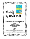 Extension Activities for the BFG by Roald Dahl