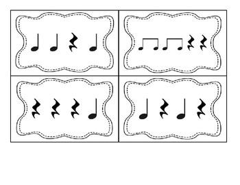 Extension for Rhythm Flashcards (rest)