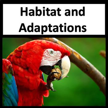 External Features of Living Things Utah SEEd 1.2.2