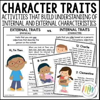 Character Traits: Understanding External and Internal Traits