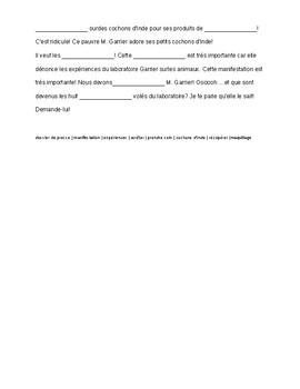 Extr@ Episode 10 - Vocabulaire et Questions