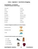 Extr@ French Episode 2 - Vocabulaire et Questions