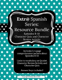 Extr@ Spanish Series: BUNDLE: Episodes 8-10 packets AND Ch