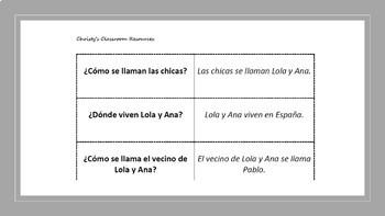 Extr@ en español Episode 1 Games and Interactive activities Mini-BUNDLE