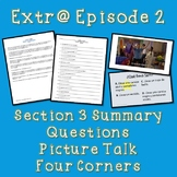 Extr@ en español Episode 2 Section 3 Summary with question