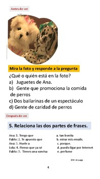 Extr@ en español episodio 3