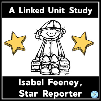 "Extra!  A Linked Novel Study for Beth Fantaskey's ""Isabel Feeney, Star Reporter"""