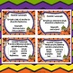 October Halloween Task Card Choice Board for Fast Finishers