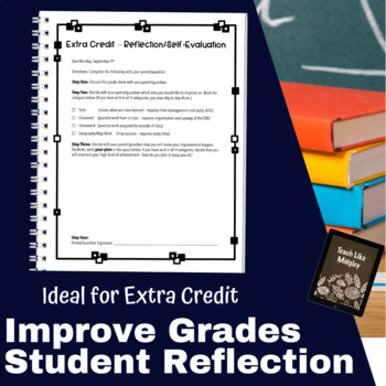 Extra Credit Grade Report Reflection