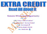 """Extra Credit """"Letter to Editor"""" (editable)"""