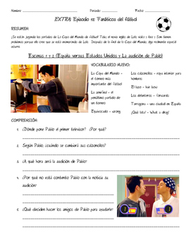 Extra Episode 12 (Spanish Version)
