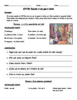 Extra Episode 6 (Spanish Version)