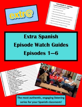 Extra Episode Watch Guides - Spanish - 1 - 6