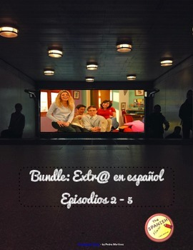 Extra en español (Spanish Extr@). Bundle: Episodios 2 - 5. Discovery channel