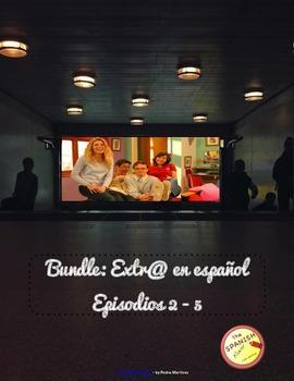 Extra en español (Spanish Extr@). Bundle: Episodios 2 - 5.