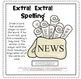 Extra! Extra! Activities for oi and oy Words