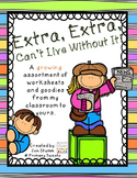 Extra, Extra, Can't Live Without It Growing Grab Bag Bundle