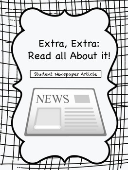 Extra Extra: Read All About It
