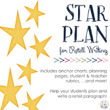 Star Plan for Retelling Paragraphs