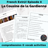 Extra! French - worksheets to accompany episode 8 - La Cou