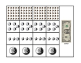Extra Large Counting Money Chart