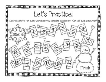 Extra Practice Activity Log