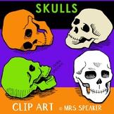 Extra Spooky Skulls