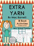 Extra Yarn Book Activities