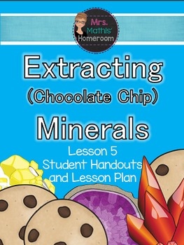 Extracting Minerals Lesson Freebie