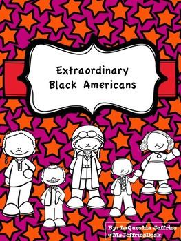 Extraordinary Black Americans Pack