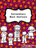 Extraordinary Black Americans Pack