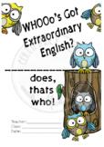 Extraordinary English Owls