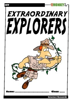 Extraordinary Explorers