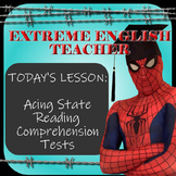 Extreme English Teacher - Acing State Reading Comprehension Tests