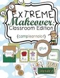 Camping Classroom Theme Printable Decor Kit