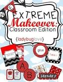 Ladybug Classroom Theme Printable Decor Kit