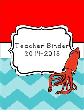 Ocean Classroom Theme Printable Decor Kit Under the Sea