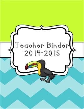 Jungle Classroom Theme Printable Decor Kit