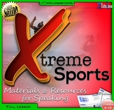 Extreme Sports - Pre-Planned English Conversation Lesson