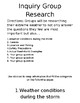 Extreme Weather Inquiry Groups-Research