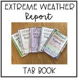 Extreme Weather Tab Book