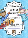 Extreme Winter ABC's {letter recognition and letter sound correspondences}