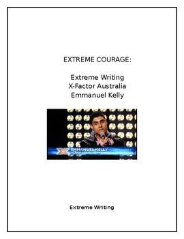 Extreme Writing: Extreme Music: Emmanuel Kelly