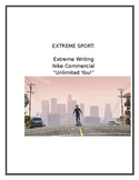 "Extreme Writing: Extreme Sport: Nike ""Unlimited You"""