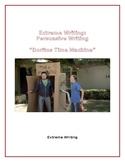 "Extreme Writing: Persuasive Writing ""Doritos Time Machine"""